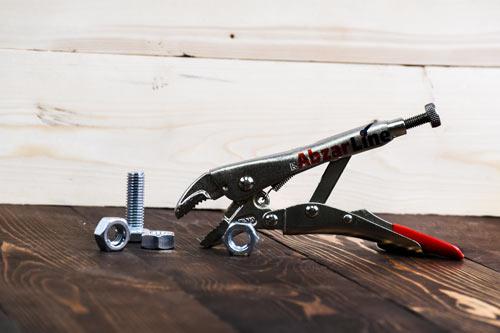 انبر قفلی 5 اینچ رونیکس مدل RH-1405