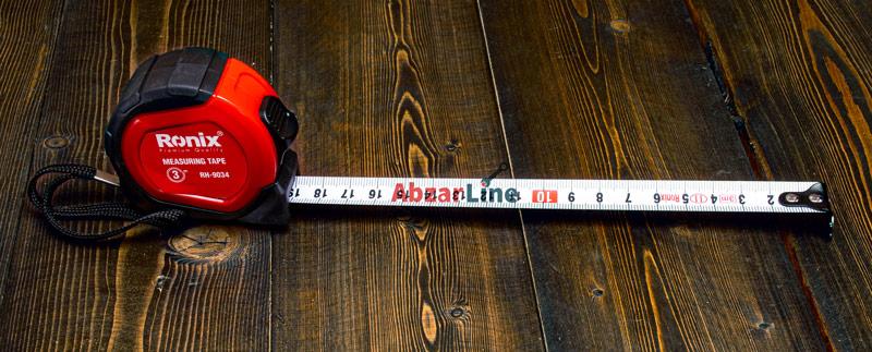 متر رونیکس مدل RH-9034 طول 3 متری