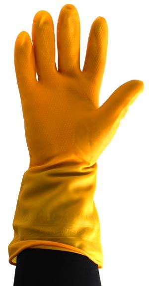 دستکش پی وی سی اینکو مدل HGVP02