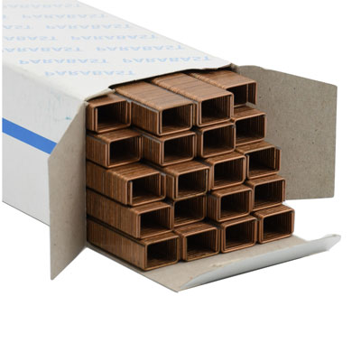 سوزن منگنه پارا بست سایز 8-380 بسته 5000 عددی