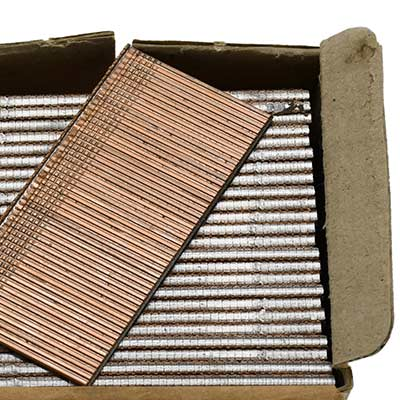 میخ تیپو آلفا مدل T38 بسته 2500 عددی