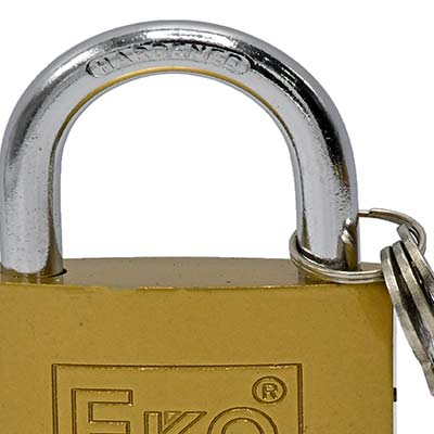 قفل آویز اکو مدل EGP-063 سایز 63 میلی متر